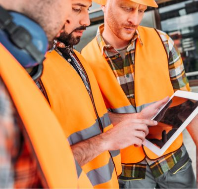 Intelastel, in partnership with Illeso, set to revolutionise construction industry with pioneering health and safety application